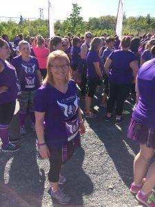 Janet Hoyt-D'Eon runner